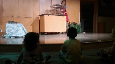 Live Animal Show and Story Time at the Museum