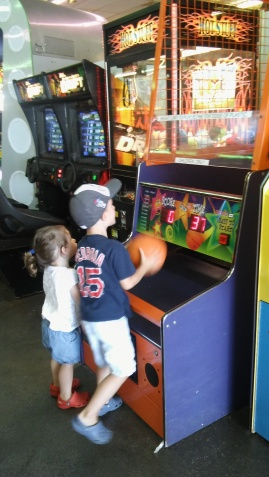 Trip to the Arcade