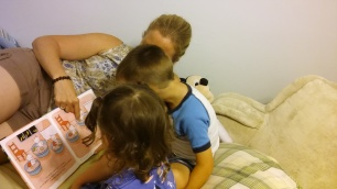 Bed Time Story with Mommy